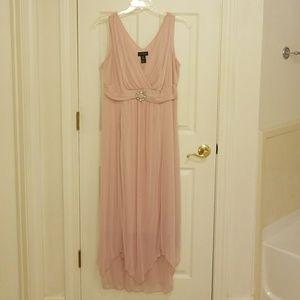 Floor Length Chiffon Formal Gown - Never Worn